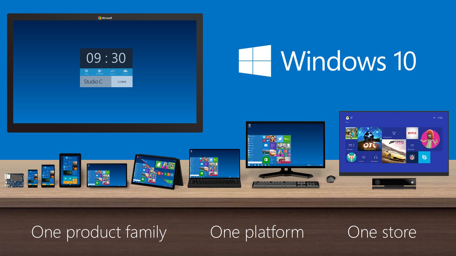 Windows 10 udkommer i dag